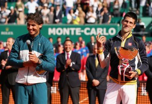 Djokovic Nadal MC 2013 -2