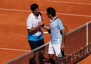 Delbonis Federer Hamburg 2013 -1