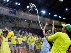 DC Aus Pol 2013 Celebrations GETTY