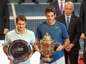 Delpo Federer Basel 2013 -1