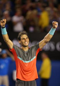Nadal AO 2014 -15
